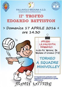 Torneo Battiston 2016